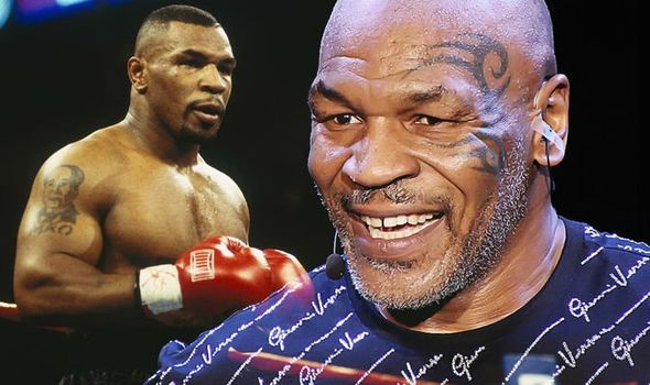 Former heavyweight champion, Mike Tyson's decision to go back to training has met enthusiasm from fans and some fellow fighters after a short video release.