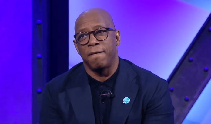 Ian Wright has revealed that he has been subjected to online racist abuse, with former Aston Villa forward Gabriel Agbonlahor also been targeted.