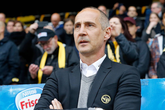 Coach Adi Huetter said teams like Eintracht Frankfurt are struggling to deal with playing without fans, ahead of a match with SC Freiburg - Bundesliga.