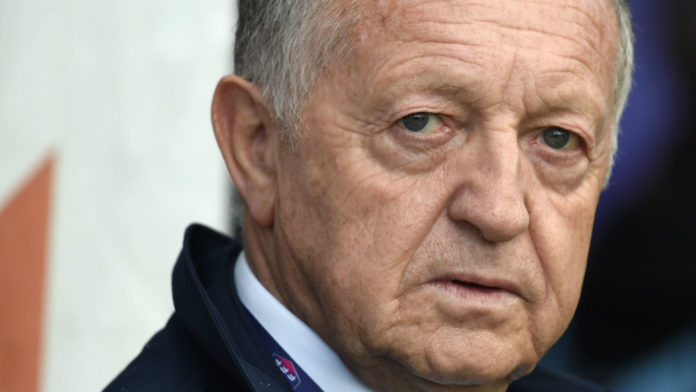 Lyon president Jean-Michel Aulas has called in French authorities to reconsider their decision to end the football season early.