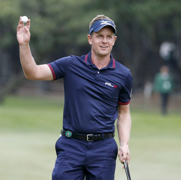Luke Donald has been confirmed as vice-captain for Europe after Padraig Harrington slipped that the Englishman will be part of the team for the Ryder Cup.
