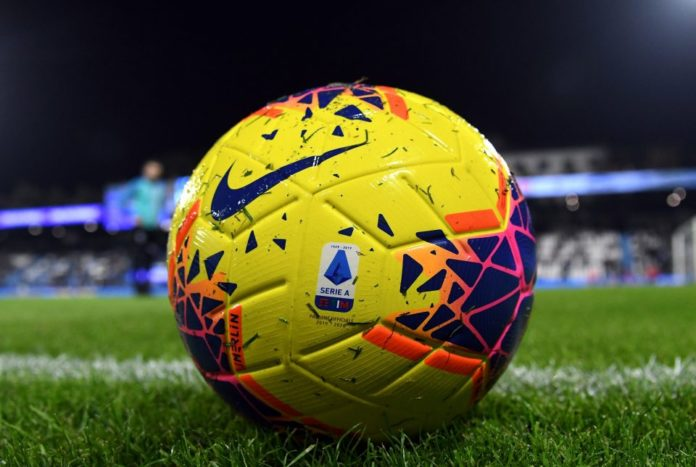 Italy Serie A football confirmed of Friday that top-flight football will return on the weekend of 20 June after a three-month coronavirus-enforced absence.
