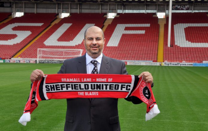 Premier Leauge club Sheffield United says there had been no change to their Saudi ownership despite filings suggesting Prince Abdullah bin Mosaad gave up.