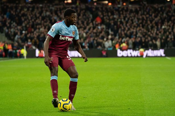 West Ham United defender Jeremy Ngakia will be leaving the club at the end of the month after rejecting a