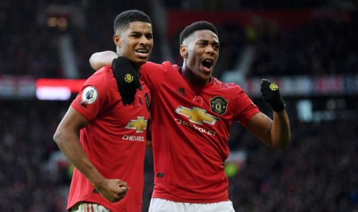 Manchester United Ole Gunnar Solskjaer has challenged Anthony Martial and Marcus Rashford to improve, saying he is open to further strengthening his attack.