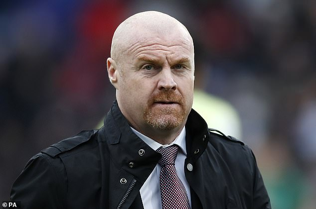Manager Sean Dyche said Burnley must start spending more to stay competitive in Premier League, their current transfer strategy is not for the long term.