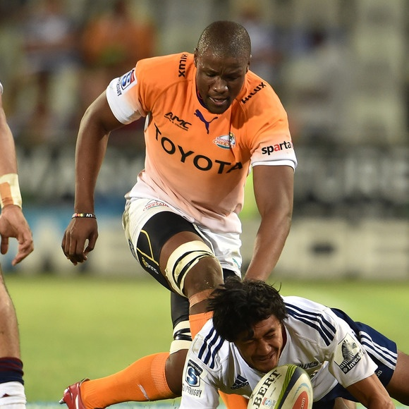 "The Toyota Cheetahs have decided to renew Springbok loose forward Teboho ""Oupa"" Mohoje's contract until the end of May 2021."