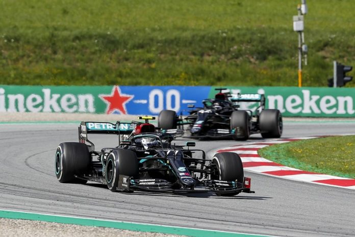 Mercedes Toto Wolff saw his team claim victory in season-opening Austrian Grand Prix, but