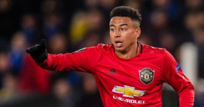 Manchester United midfielder Jesse Lingard says he was