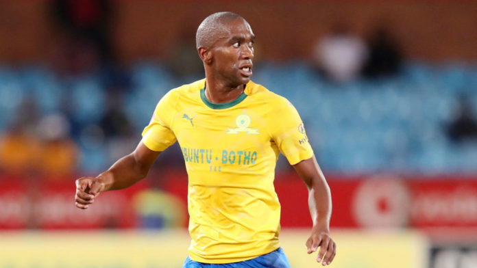 Belgian second-tier side KSV Roeselare have signed Mamelodi Sundowns right-back Anele Ngcongca on a two-year contract, the club confirmed on Monday.