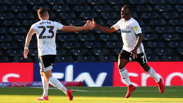 Fulham advanced to next week's Championship playoff final despite a home loss to Cardiff City on Thursday after edging past their opponents on aggregate.