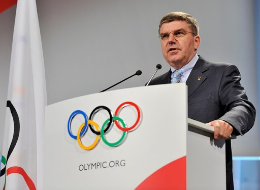 International Olympic Committee chief Thomas Bach said banning fans from Tokyo Olympics is