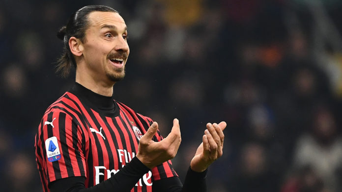 Irrepressible AC Milan forward Zlatan Ibrahimovic likened himself to film character Benjamin Button after scoring twice in a 4-1 Serie A win at Sampdoria.
