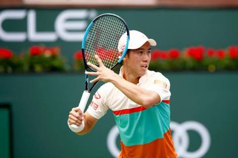 Japan's Kei Nishikori has tested positive for coronavirus and will not play in the Cincinnati Masters, with the US Open two weeks away.