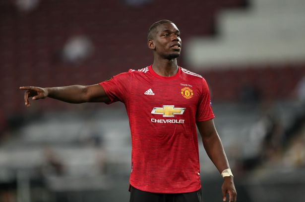 Manchester United midfielder Paul Pogba is expecting the club to open contract talks once their Europa League campaign concludes.