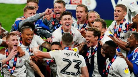 Fulham will bring in players for their campaign in Premier League next season but no changes to the squad that sealed promotion, manager Scott Parker said.