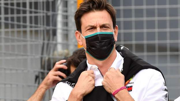 Formula One Mercedes Toto Wolff says he is considering whether to continue as Mercedes team principal after the 2020 season.
