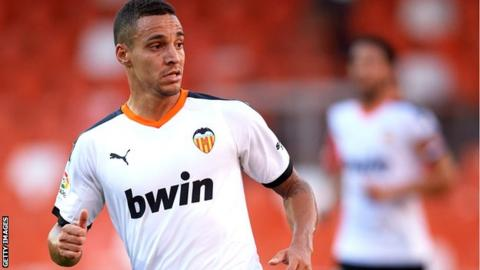 Leeds United have agreed to sign Spain forward Rodrigo Moreno from Valencia ahead of their return to the Premier League after a 16-year absence.