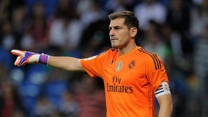 Former Real Madrid and Spain goalkeeper Iker Casillas has retired from football at the age of 39, Casillas announced on Tuesday.