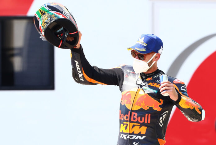 Brad Binder created a series of firsts as he won the Czech MotoGP on Sunday to make come true