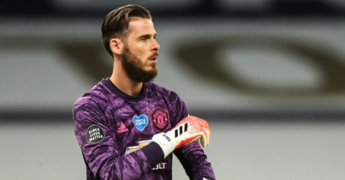 David de Gea has faith in his abilities despite torrent criticism recently and questions over whether he should remain Manchester United's first choice.