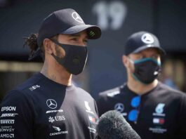 Lewis Hamilton welcomes the prospect of Formula One title battle with Red Bull Max Verstappen following victory in 70th Anniversary Grand Prix, Silverstone.