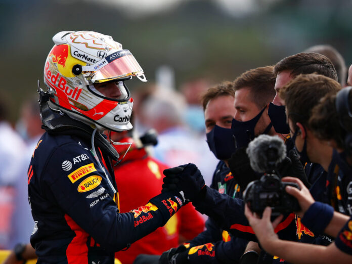 Formula One Red Bull Max Verstappen took a sensational surprise victory in the 70th Anniversary Grand Prix to bring Mercedes' domination to an end.