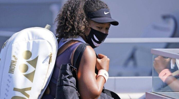 Japan's Naomi Osaka withdrew from her WTA Western & Southern Open semifinal match to protest the police shooting of an unarmed black man in Wisconsin.