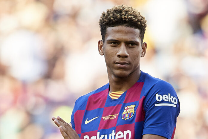 Barcelona defender Jean-Clair Todibo confirms he has tested positive for Covid-19 after the club announced it earlier on Wednesday unnamed.