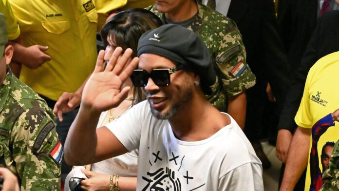 Brazil great Ronaldinho could be freed on 24 August following five months detention in Paraguay over a forged passport, judicial sources told AFP on Monday.