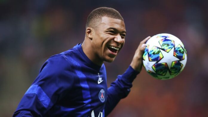 Kylian Mbappe featured for Paris Saint-Germain Champions League quarterfinal against Atalanta, made good recovery from ankle injury, coach Thomas Tuchel.