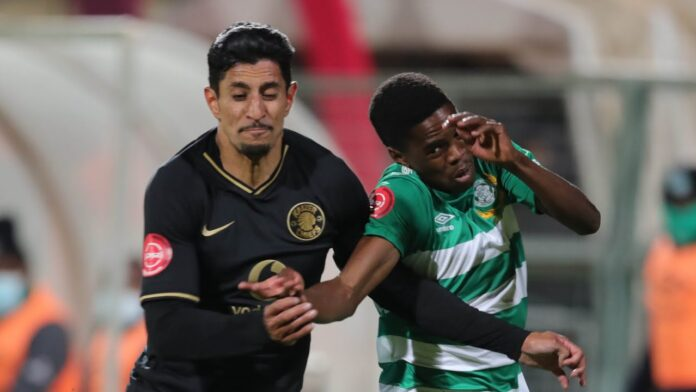 Kaizer Chiefs lost a chance to move nine points clear atop the Absa Premiership standings as they fell to a 3-1 loss to Bloemfontein Celtic at Tuks Stadium.