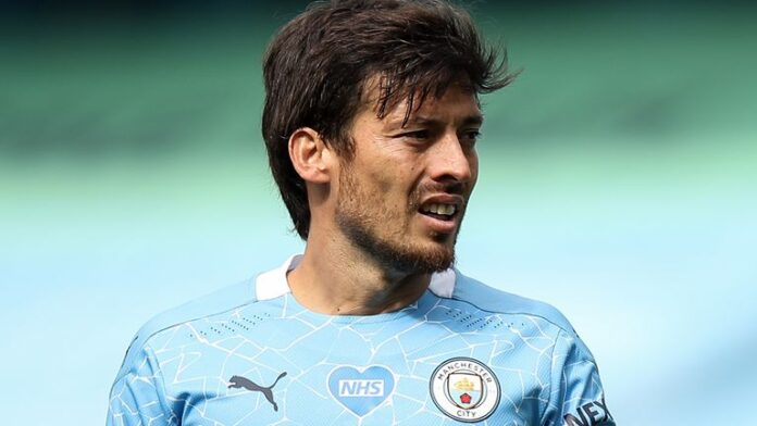 Spain playmaker David Silva has completed a shock move to Real Sociedad after a glittering decade of success at Manchester City.