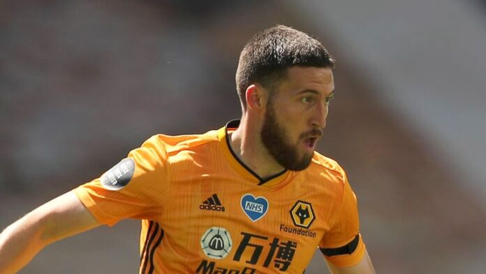 Premier League Tottenham Hotspur are in advanced talks with Wolverhampton Wanderers over a deal to sign right-back Matt Doherty.