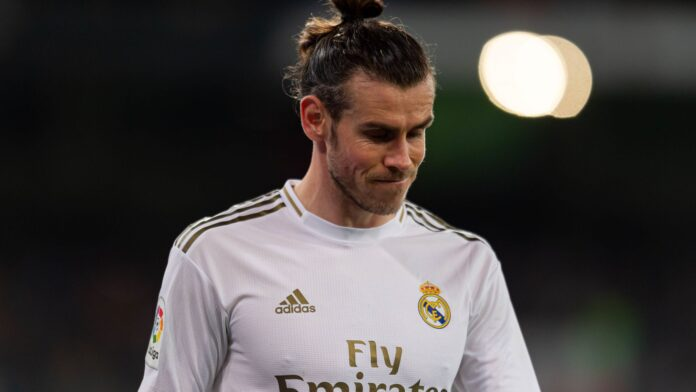 Real Madrid forward Gareth Bale has been left out of the club's 24-man squad for Champions League last-16 second-leg tie against Manchester City on Friday.