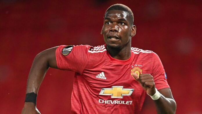 Manchester United midfielder Paul Pogba has tested positive for coronavirus, France manager Didier Deschamps has announced.