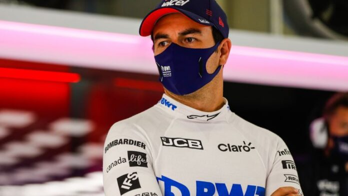 Racing Point driver Sergio Perez could race in the 70th Anniversary Grand Prix at Silverstone this weekend if he tests negative for coronavirus.