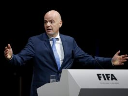 """Fifa president Gianni Infantino, who is facing a criminal probe in Switzerland, """"thinks he is untouchable,"""" his deposed predecessor Sepp Blatter said."""