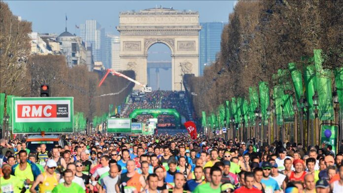 This year's Paris marathon has been cancelled because it is impossible to hold the race during the coronavirus pandemic, organisers said.