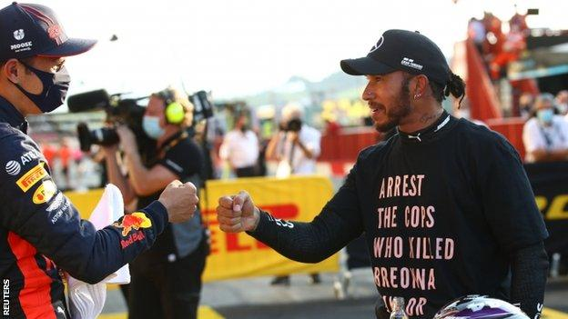 Formula One Mercedes driver Lewis Hamilton has vowed to increase the number of black people in motor racing, naming a group to analyse the causes of a lack of diversity.