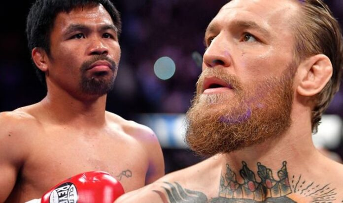 Conor McGregor says he is coming out of retirement for a boxing fight with Manny Pacquiao in the Middle East.