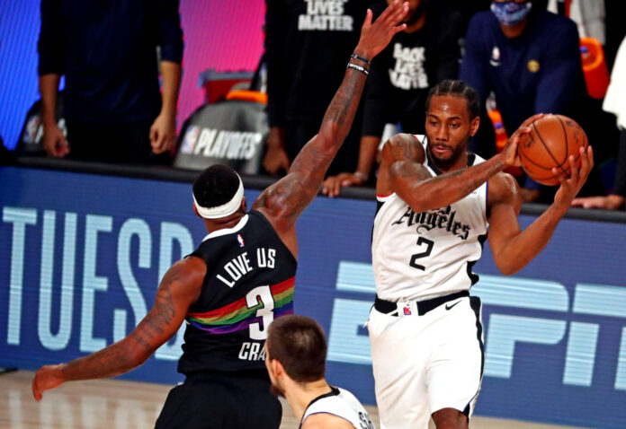 The Denver Nuggets overcame a 19-point second-half deficit to beat the Los Angeles Clippers and take Western Conference semi-final to game seven.
