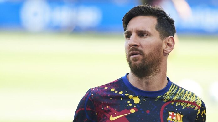 Barcelona coach Ronald Koeman announced that Lionel Messi is staying with the club for the coming season after the Argentine tried to leave for free.