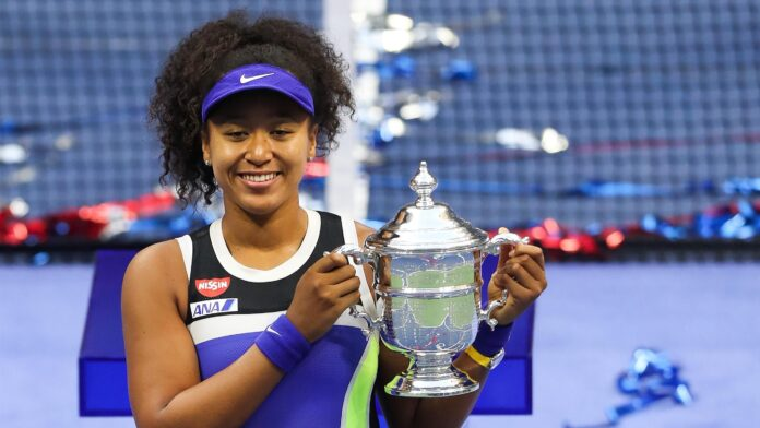 Naomi Osaka demonstrated her growing maturity to fight back against Victoria Azarenka in US Open final and claim her third Grand Slam title.