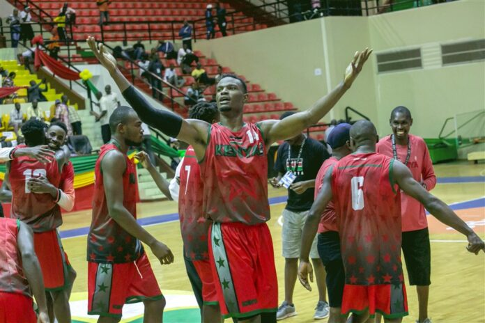 Tom Wamukota joined Patriots BBC mainly to guide the Rwandese national champions to the inaugural Basketball Africa League title.