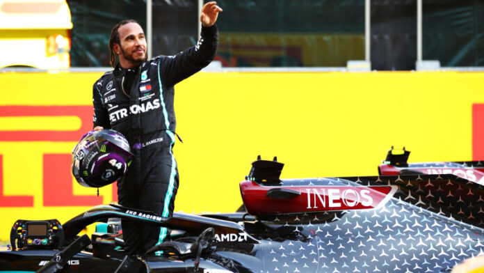 Lewis Hamilton admits that being on the brink of Michael Schumacher's all-time Formula 1 wins record