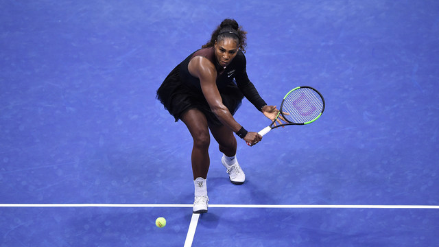 Serena Williams is going take on 2017 US Open winner Sloane Stephens for a place in the last 16 at Flushing Meadows on Saturday.