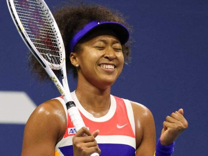 Japanese fourth seed Naomi Osaka reached another US Open final after producing a high-quality performance to edge past American Jennifer Brady.