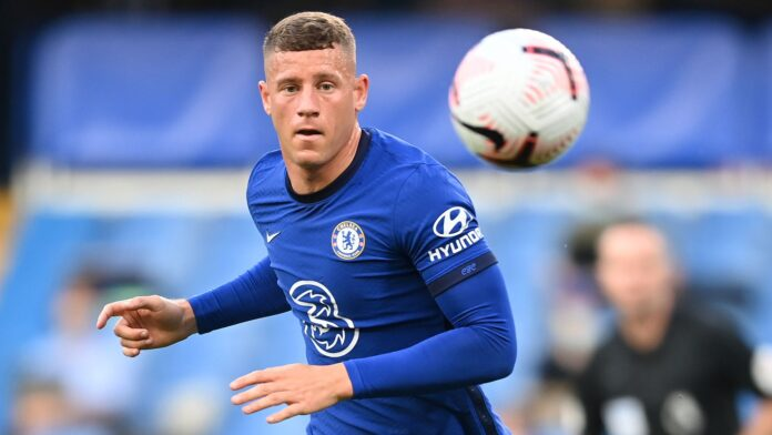 Premier League Aston Villa have announced the signing of midfielder Ross Barkley on a season-long loan from Chelsea.