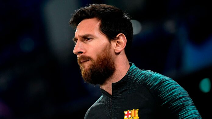 Lionel Messi ended speculation about his future at Barcelona by announcing that he would stay for another season rather than going to court with the club.